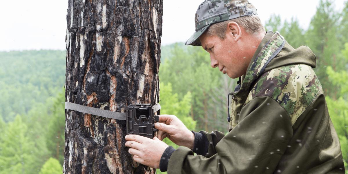 Game Feeders & Trail Cameras - Get Your Guns America